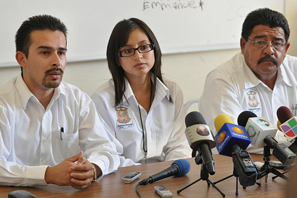 Mexico: College Student Appointed Police Chief