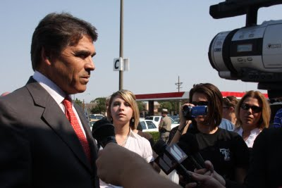 Governor Perry