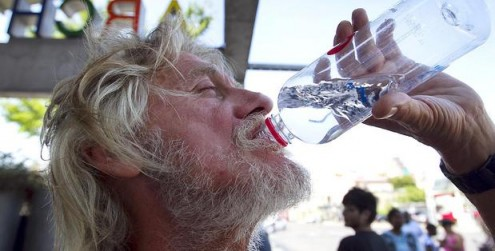 Water For Homeless